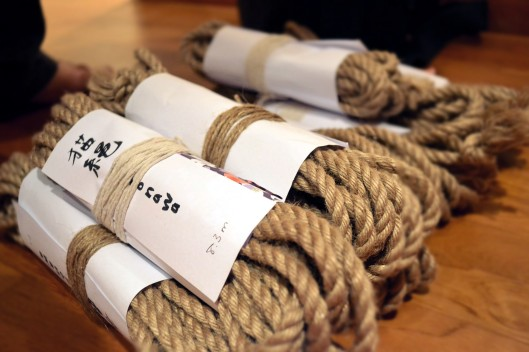Japanese BDSM Jute Rope