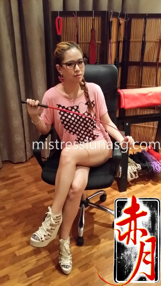Singapore BDSM Professional Domme Dominatrix
